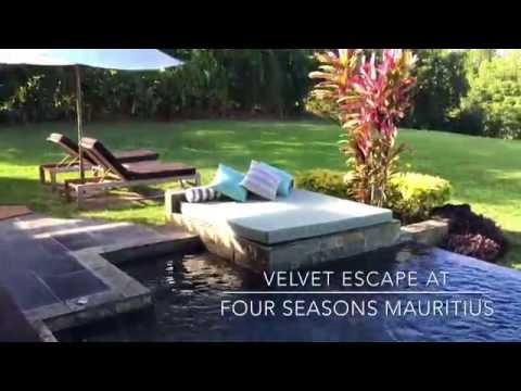 A tour of a Garden Residence at Four Seasons Mauritius - YouTube