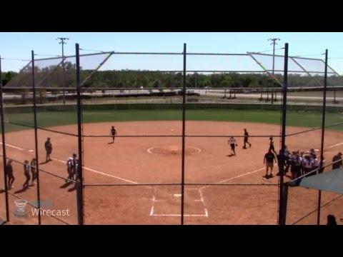 Penn State Altoona Softball vs. Edgewood, 3-9-18