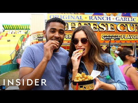 Minnesota State Fair: Fresh French Fries & Bucket Of Cookies   Festival Foodies