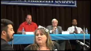 Porter Ranch Neighborhood Council meeting, August 6, 2014