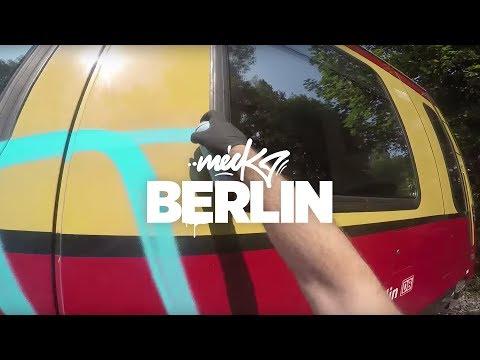 MECK - U-bahn Graffiti Berlin