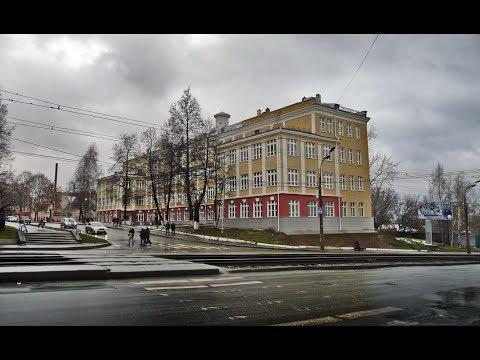 Ижевский Медицинский колледж.