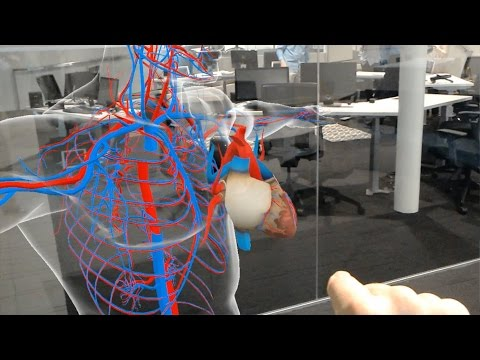 Transforming Medical Education with Microsoft HoloLens