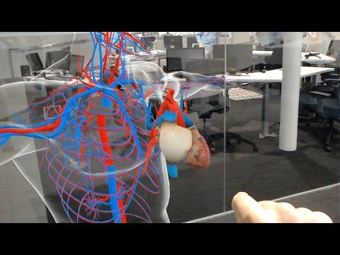 Microsoft HoloLens: Partner Spotlight with Case Western Reserve University