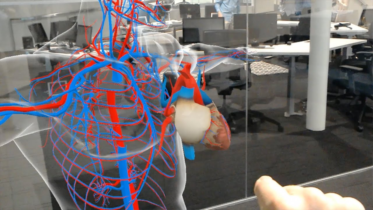 Transforming Medical Education With Microsoft Hololens Youtube