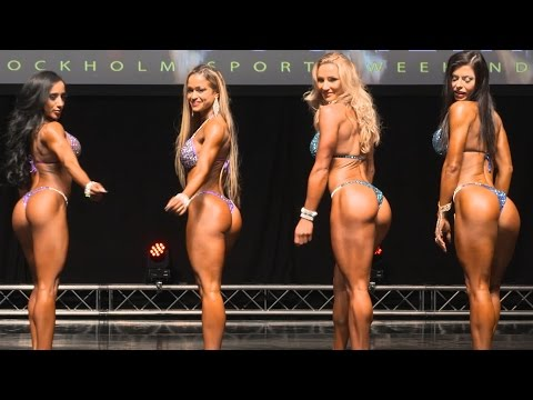 Bikini Fitness PRO Girls - So awesome physiques (HD Quality)