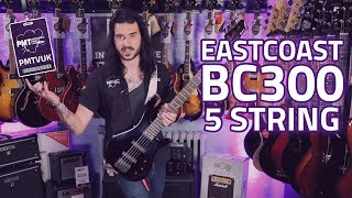 Eastcoast BC300 5-String Fusion Bass Guitar Review