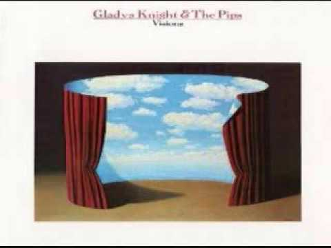 Gladys Knight & The Pips - Visions  LP 1983