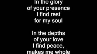 I Love Your Presence Instrumental Lyrics