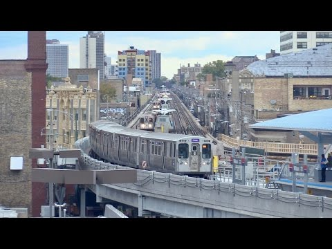 CTA Wilson Station Reconstruction Update