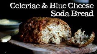 Celeriac & Blue Cheese Soda Bread from Abel & Cole