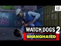 Watch dogs 2 : Shanghaied Mission Walkthrough - Part - 1(PS4)
