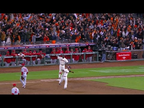 NLCS Gm5: Giants rally to walk off in 9th inning