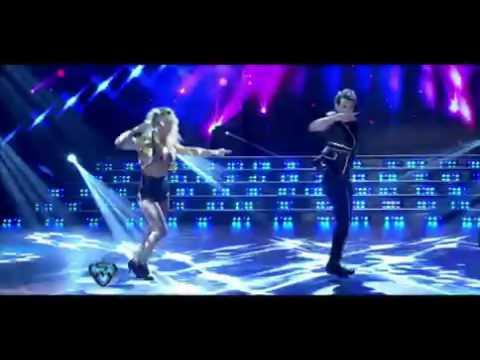 Pedro Alfonso y Flor Vigna la rompieron en su debut en el Bailando