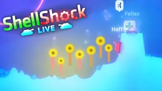 SUNFLOWER STRIKE?! - SHELLSHOCK LIVE