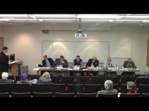 Madison County NC Board Of Commissioners Meeting for February 13th, 2018