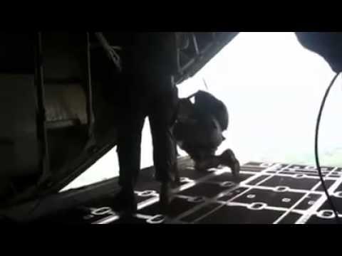 Accidental Reserve Parachute Deployment