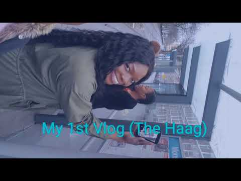 My 1st Vlog (Girls Trip to The Haag, Netherlands)