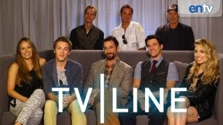 """Falling Skies"" Interview - Comic-Con 2013 - TVLine"