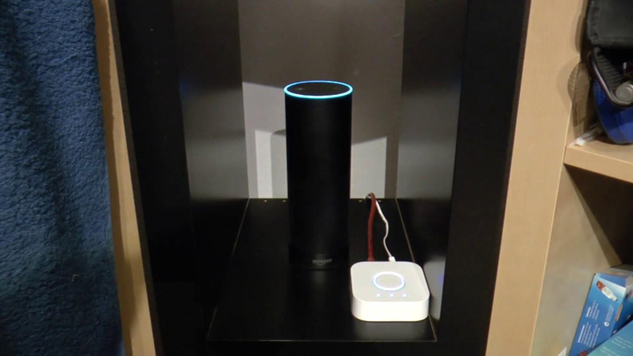 Logitech Harmony Hub Amazon Echo