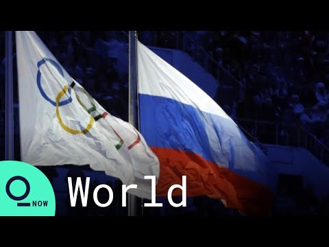 Russia Banned from Using Flag and Name at Next Two Olympics