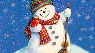 Детская песенка - Белый снег