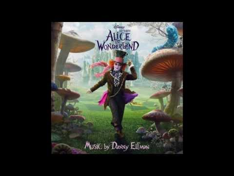 Alice in Wonderland 2010 OST  01 Alices Theme