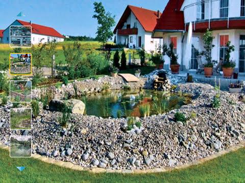 Garten Anlegen Hang