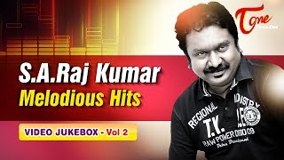 sa rajkumar melodious hits video songs jukebox volume 2