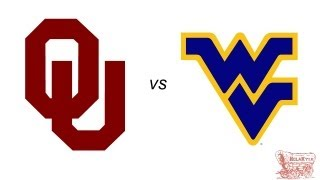 Oklahoma Highlights vs West Virginia - 9/07/13 (HD)
