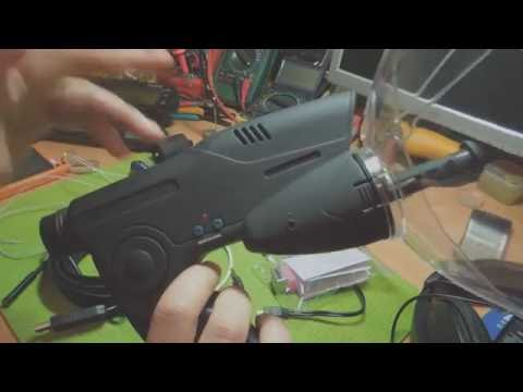 миниатюрная камера скрытого видеонаблюдения