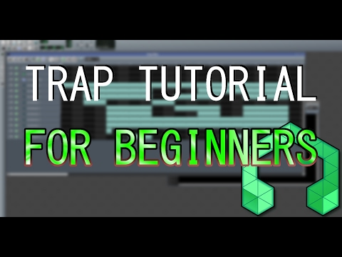 2017 LMMS Beginner Tutorial - Trap Beat [+Project File]