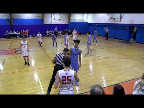 12-1 Fieldston Tournament Semifinals - Boys Basketball vs. Friends Seminary