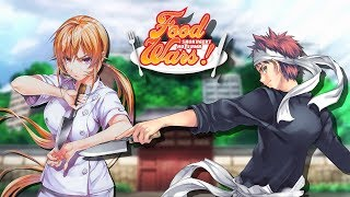 AMV FoodWars NEFFEX Party Like The 80s