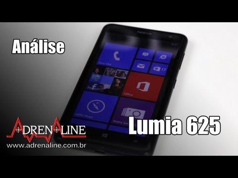 Análise: Nokia Lumia 625