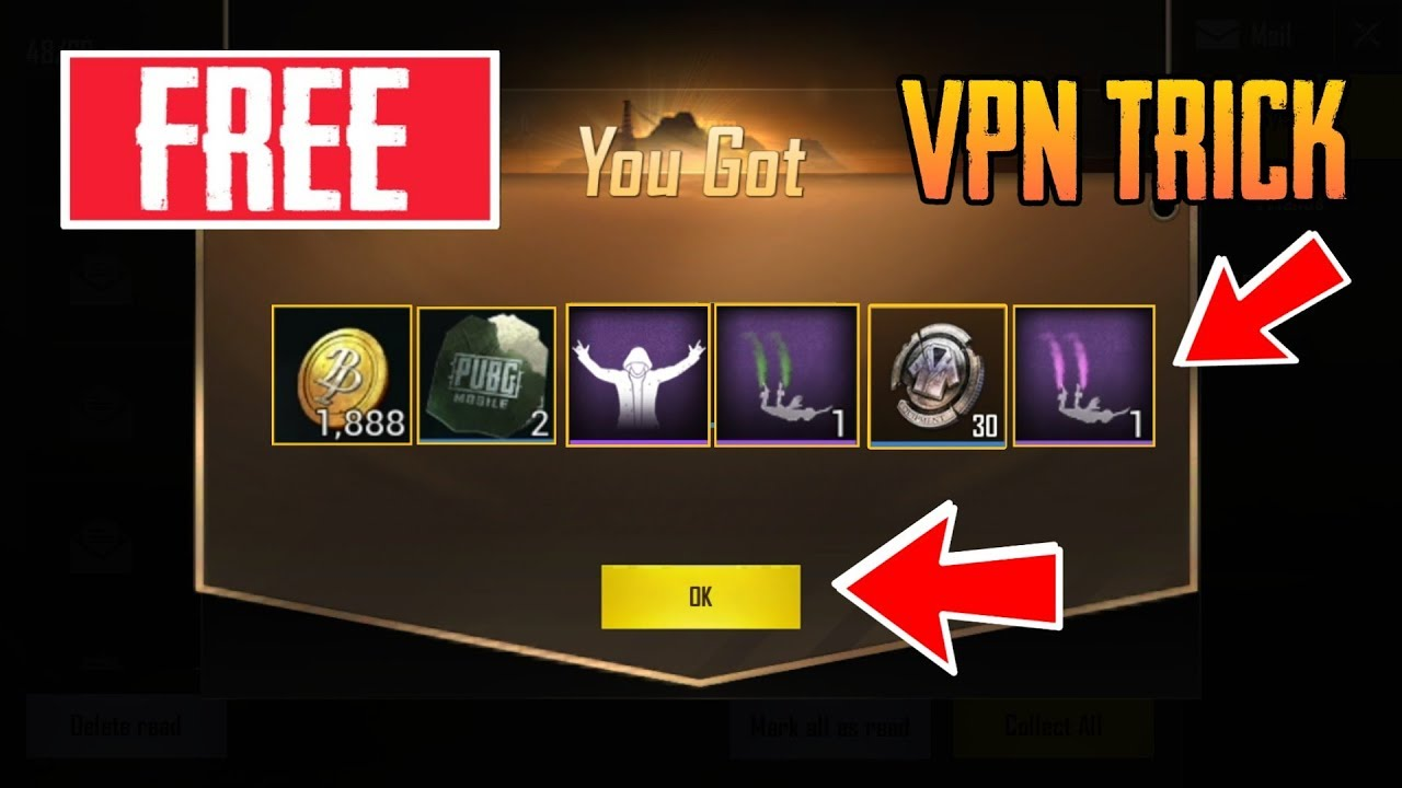 Season 8 Pubg Mobile 2 New Vpn Tricks To Get Free Rewards 100