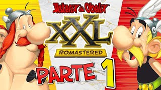 Vídeo Asterix & Obelix XXL Romastered