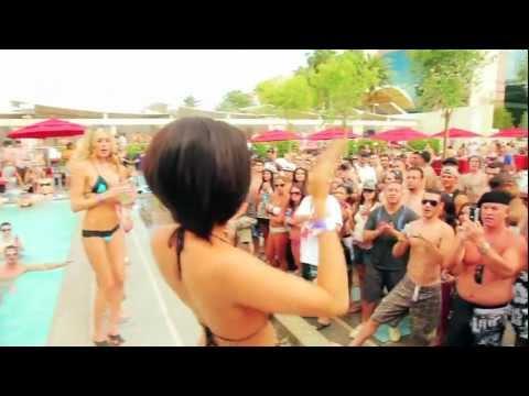 Pool Party, Wet Republic, Las Vegas - Hot 100 Selection - Unravel Travel TV