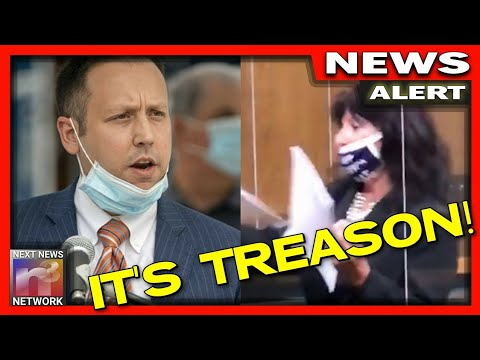 BREAKING: TREASON Charges Served on ENTIRE County Board After Bold Patriot in Palm Beach Has ENOUGH!