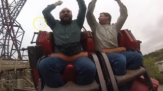 Craig High Fives A Bird On A Roller Coaster! | Extra Stuff