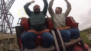 Craig High Fives A Bird On A Roller Coaster! | Extra Stuff