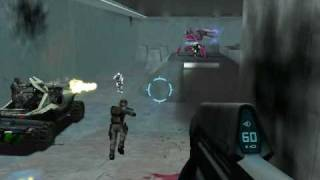 Halo Custom Edition singleplayer gameplay