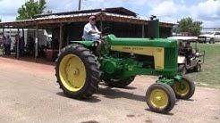 Texas Antique Tractor Parade