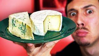 Je teste des FAUX fromages