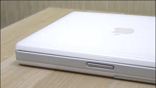 Макбук 2001 года - лучше современных маков?