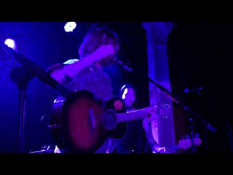 Dry The River - Weights and Measures (live) - XOYO, London, 23 January 2012. New to Q.