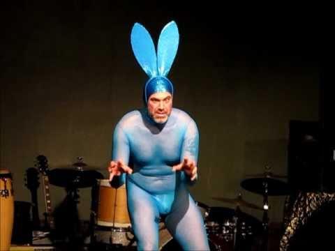 The blue bunny movie