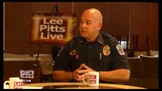 Dennis Eads, Interim Chief, Fort Myers Police Department on Lee Pitts Live on FOX 4