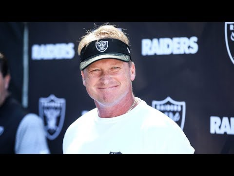 Coach Gruden Recaps Day 1 Of Rookie Minicamp