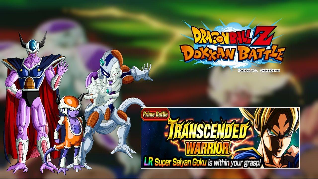 Dragon Ball Dokkan Battle Team Build